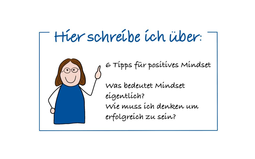 027: 6 Tipps für positives Mindset