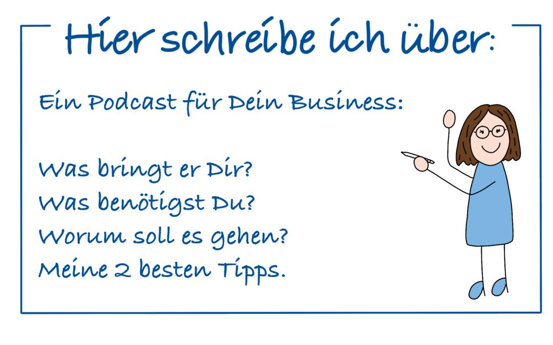 047: Ein Podcast für Dein Business