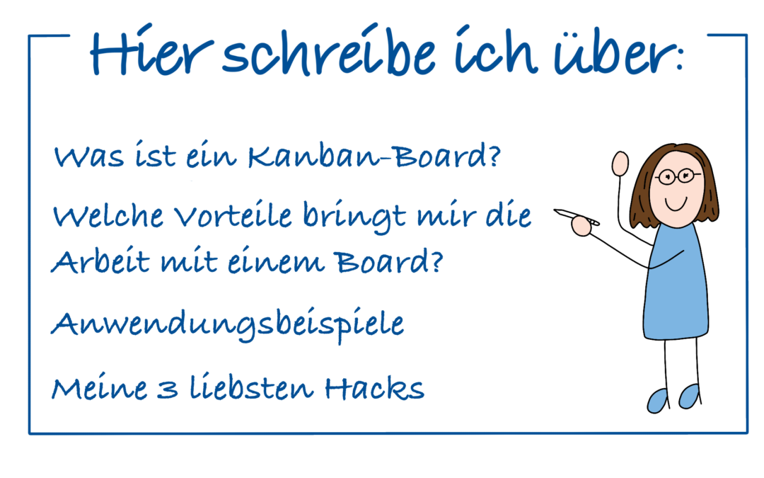 037: Organisation mit Kanban-Boards.