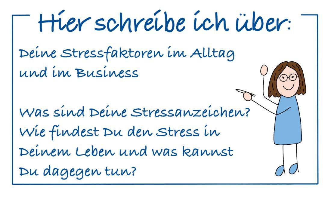 051: Finde Deine Stress-Faktoren im Alltag und im Business