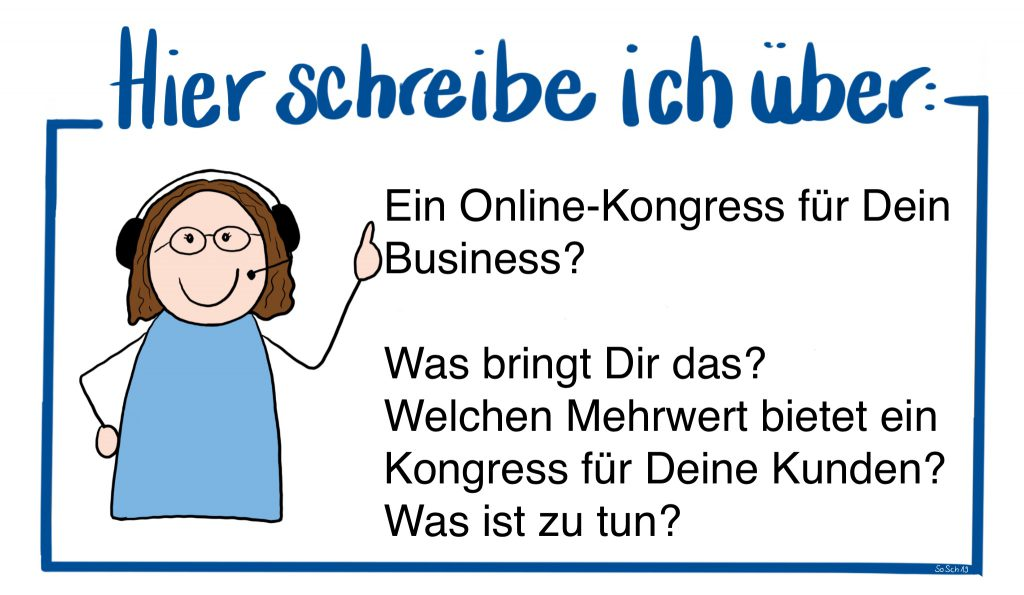 Ein Online-Kongress für Dein Business?