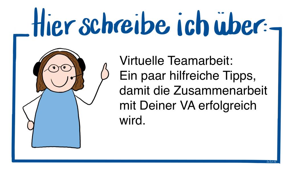 Virtuelle Zusammenarbeit